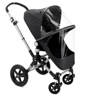 Bugaboo Regnskydd High Performance Black, Cameleon