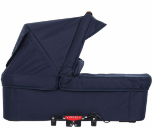 Emmaljunga 2019 Super Viking Korg Outdoor Navy