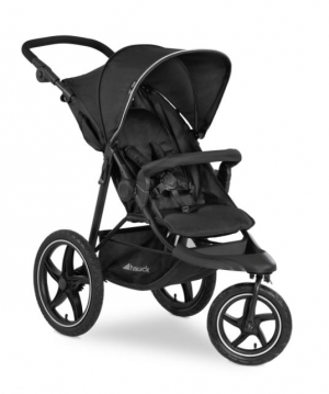 Hauck Runner 2 Joggingvagn Black