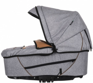 Emmaljunga 2019 NXT90 Liggdel Supreme Outdoor Grey