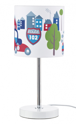 Kids Concept Bordslampa Turbo Blå