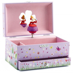 Djeco Smyckeskrin Music Box Princess