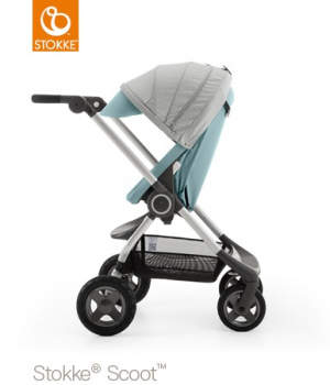 Stokke Scoot V2 Aqua Blue