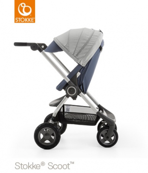 STOKKE SCOOT� V2  - Slate Blue