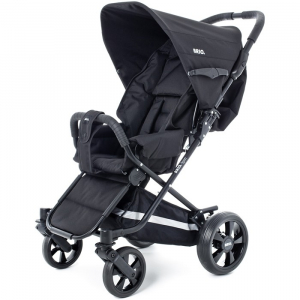 Brio Spin 2014 Black, Svart chassi - inkl myggn�t