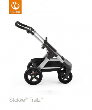 Stokke Trailz Chassi Terrain Wheels Leatherette