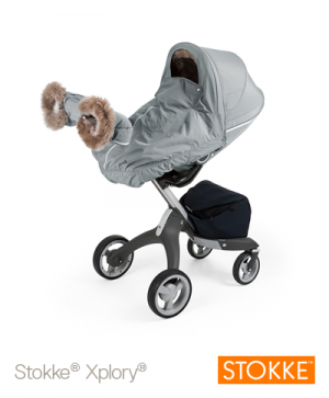 Stokke Xplory Winter Kit Cloud Grey