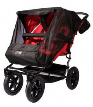Mountain Buggy UV-skydd Duo