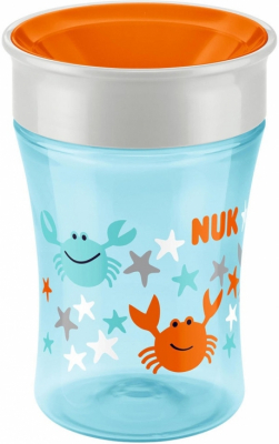 NUK Magic Cup 250 ml Krabba