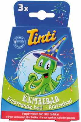 Tinti Sprakande Bad 3-pack