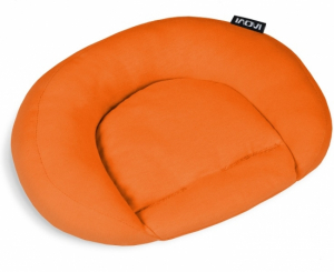 Huvuddyna Inovi Memory Foam Orange
