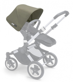 Bugaboo Buffalo Extension Sufflett Dark Khaki