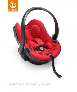 Stokke iZi Go Modular Red by BeSafe
