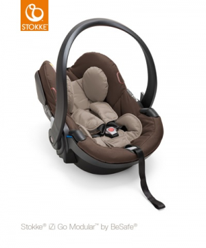 Stokke iZi Go Modular Brown by BeSafe