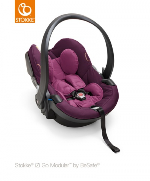 Stokke iZi Go Modular Purple by BeSafe