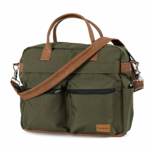 Emmaljunga 2020 Skötväska Travel Outdoor Olive Eco