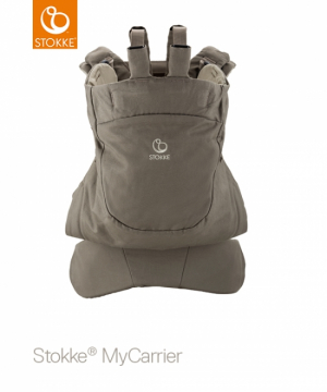 STOKKE MyCarrier Back Carrier Brown