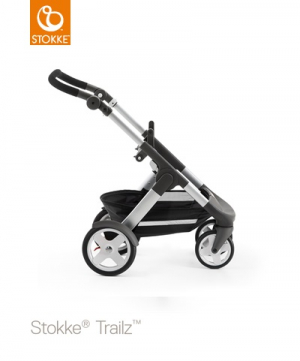 Stokke Trailz Chassi Classic Wheels Leatherette