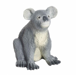 Green Rubber Toys Koala