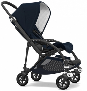 Bugaboo Bee5 Komplett, Classic Collection, Black Dark Navy