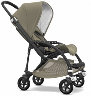 Bugaboo Bee5 Komplett, Classic Collection, Black Khaki