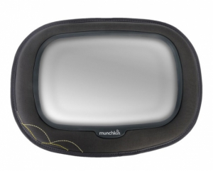 Munchkin Baksätesspegel Baby-in-sight Mega Mirror