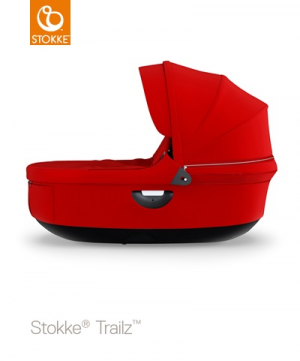 Stokke Trailz Liggdel Red