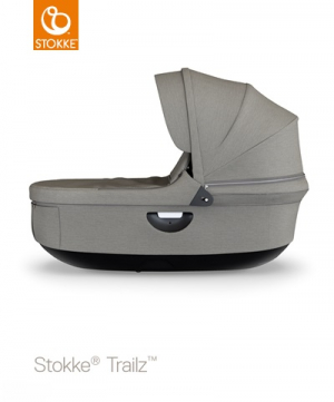 Stokke Trailz Liggdel Brushed Grey
