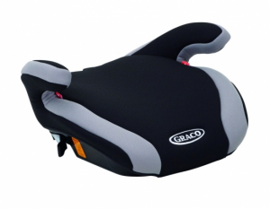 Graco Bälteskudde Connext Black/Grey