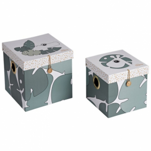 Done By Deer Tiny Tropics Boxar 2-pack Large