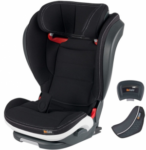 BeSafe iZi Flex Fix i-Size Premium Car Interior Black
