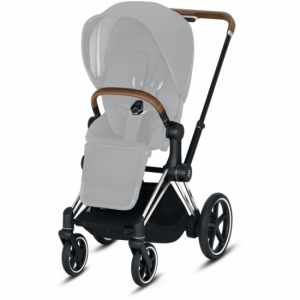 Cybex e-Priam 2019 Chassi Chrome