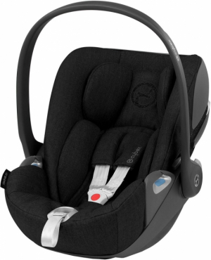 Cybex Cloud Z i-Size Plus Babyskydd Deep Black