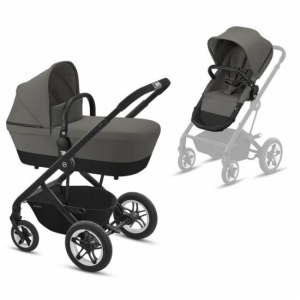 Cybex Talos S Lux 2in-1 Soho Grey