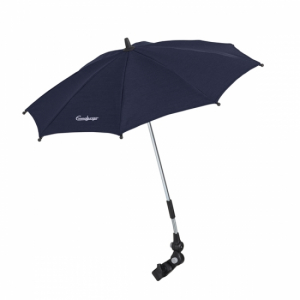 Emmaljunga Parasoll Outdoor Navy Eco
