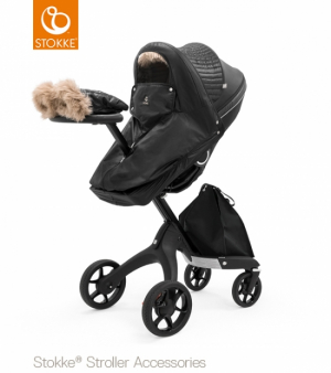 Stokke Winter Kit Onyx Black