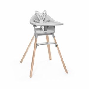 Stokke Clikk Barnmatstol Cloud Grey