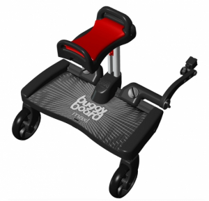 Buggy Board Maxi Saddle Röd