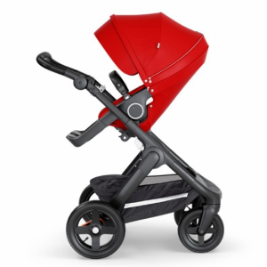 Stokke Trailz 2.0 Sittvagn Red