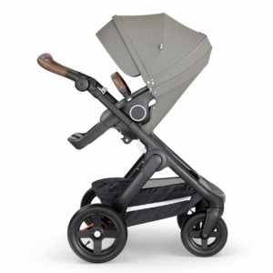 Stokke Trailz 2.0 Sittvagn Brushed Grey