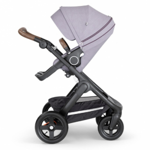 Stokke Trailz 2.0 Sittvagn Brushed Lilac