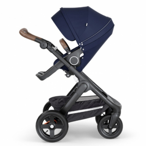 Stokke Trailz 2.0 Sittvagn Deep Blue