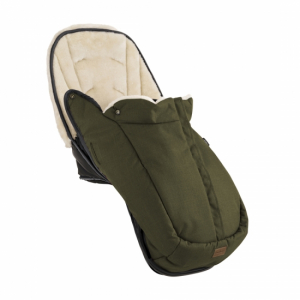 Emmaljunga 2021 NXT Winter Seat Liner Outdoor Olive