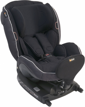 BeSafe iZi Kid X2 i-Size Midnight Black