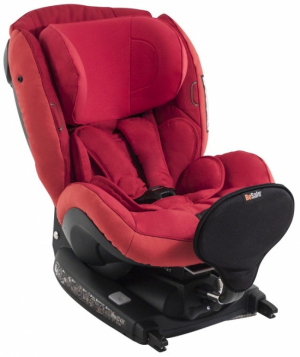 BeSafe iZi Kid X2 i-Size Ruby Red