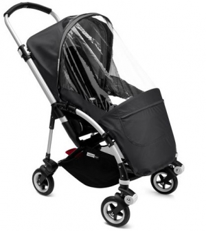 Bugaboo Regnskydd High Performance Black, Bee