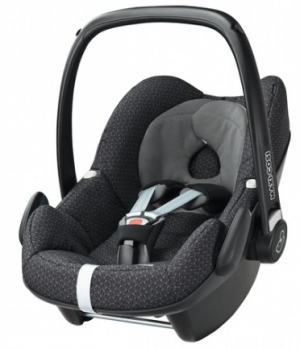 Maxi Cosi Pebble Black Crystal