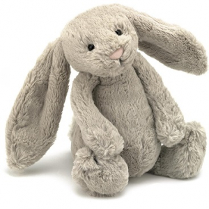 Jellycat Gosedjur Bashful Bunny Beige Medium