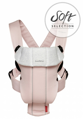BabyBj�rn B�rsele Original Light Pink