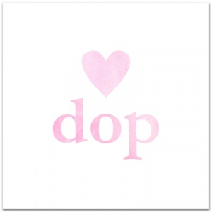 Nob Hill Stort Gratulationskort Hjärta Dop Rosa 64bd38023df46